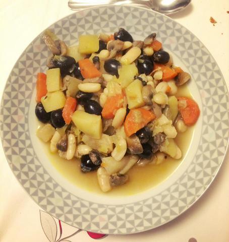cassoulet vegetarien familyross